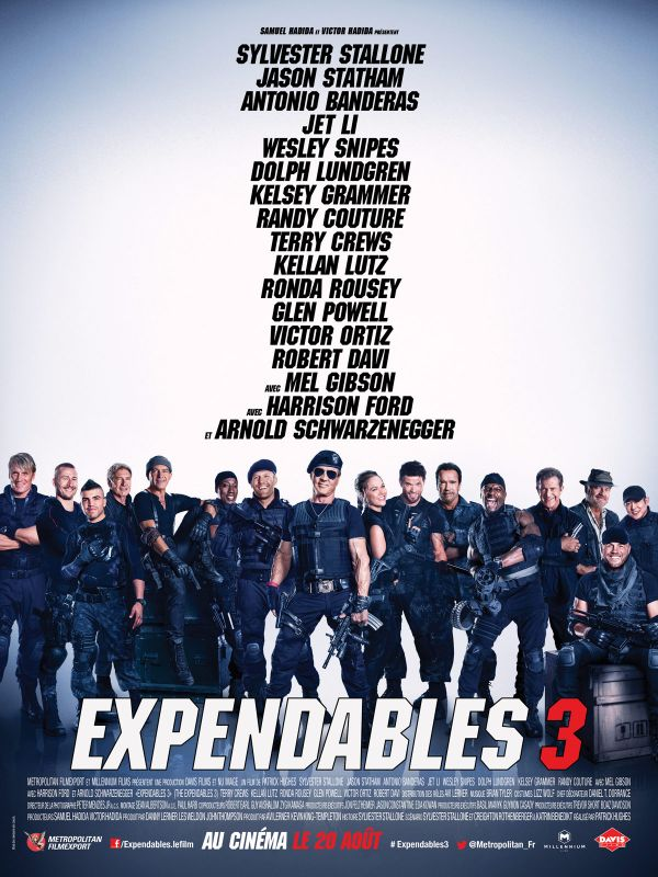 Expendables 3 TRUEFRENCH DVDRIP 2014