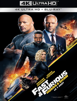 Fast and Furious : Hobbs & Shaw MULTi 4K ULTRA HD x265 2019