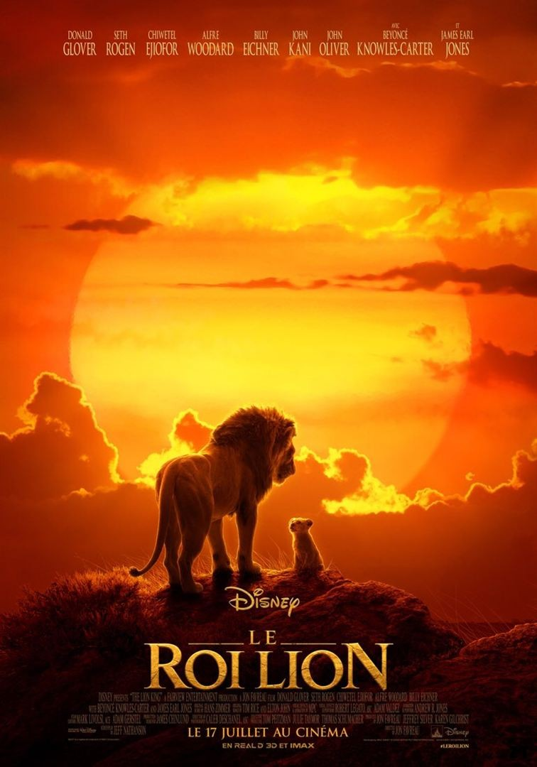 Le Roi Lion FRENCH DVDRIP 2019