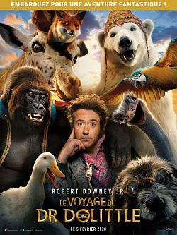 Le Voyage du Dr Dolittle TRUEFRENCH HDRIP MD 2020