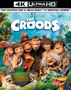 Les Croods MULTi 4K ULTRA HD x265 2013 zone telechargement