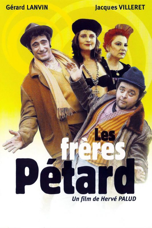 Les Frères Pétard TRUEFRENCH DVDRIP 1986