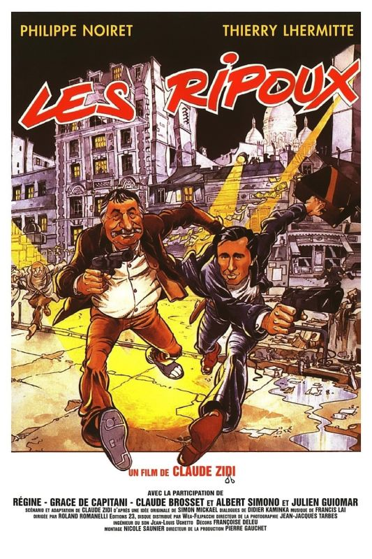 Les Ripoux FRENCH DVDRIP 1984
