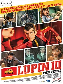 Lupin III: The First zone telechargement