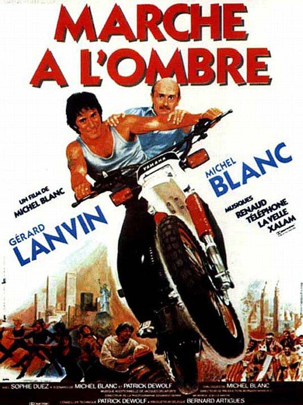 Marche à l'ombre FRENCH DVDRIP 1984