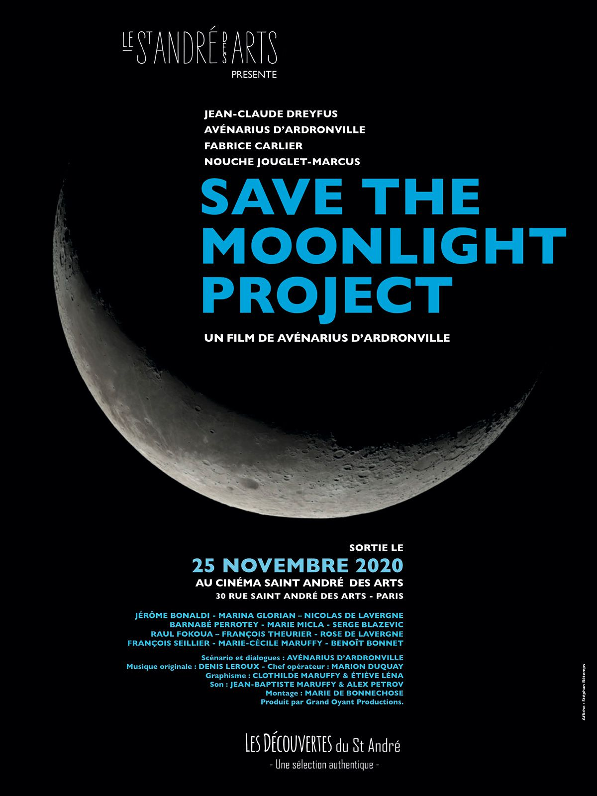 Save the moonlight project - 2020 zone telechargement
