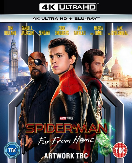 Spider-Man: Far From Home MULTi 4K ULTRA HD x265 2019