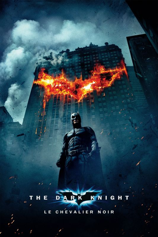 The Dark Knight : Le Chevalier noir FRENCH DVDRIP 2008