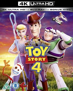 Toy Story 4 MULTi 4K ULTRA HD x265 2019