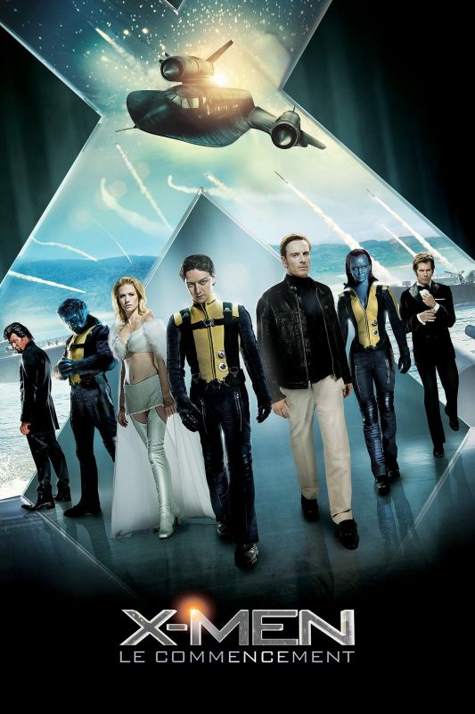 X-Men : Le Commencement FRENCH DVDRIP 2011